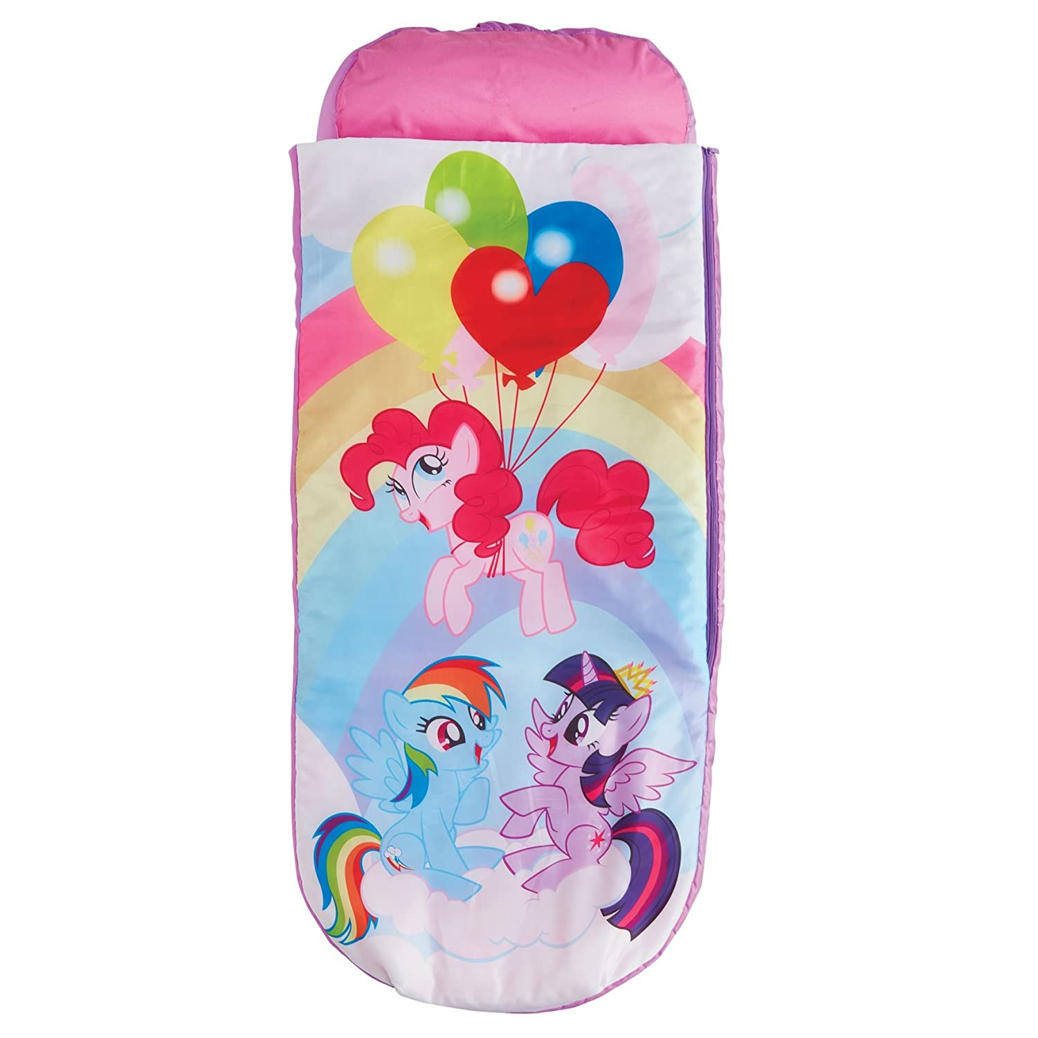 My Little Pony - Junior-ReadyBed – Kinder-Schlafsack und Luftbett in einem Worlds Apart 406MLN