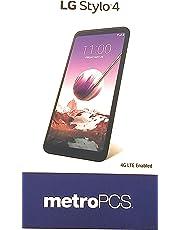LG Stylo 4 Phone - Locked - MetroPCS Only