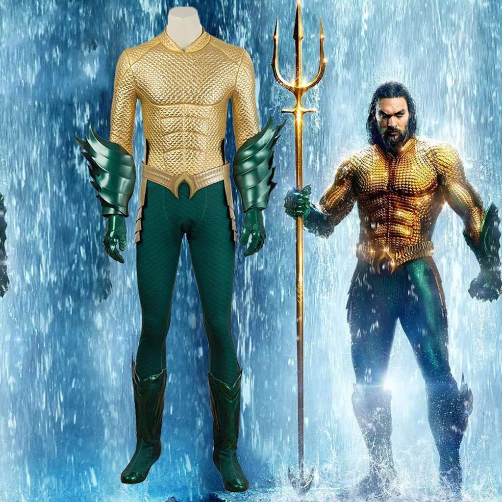 Cosplay Aquaman Disfraz Ropa Navidad Halloween Disfraces para ...