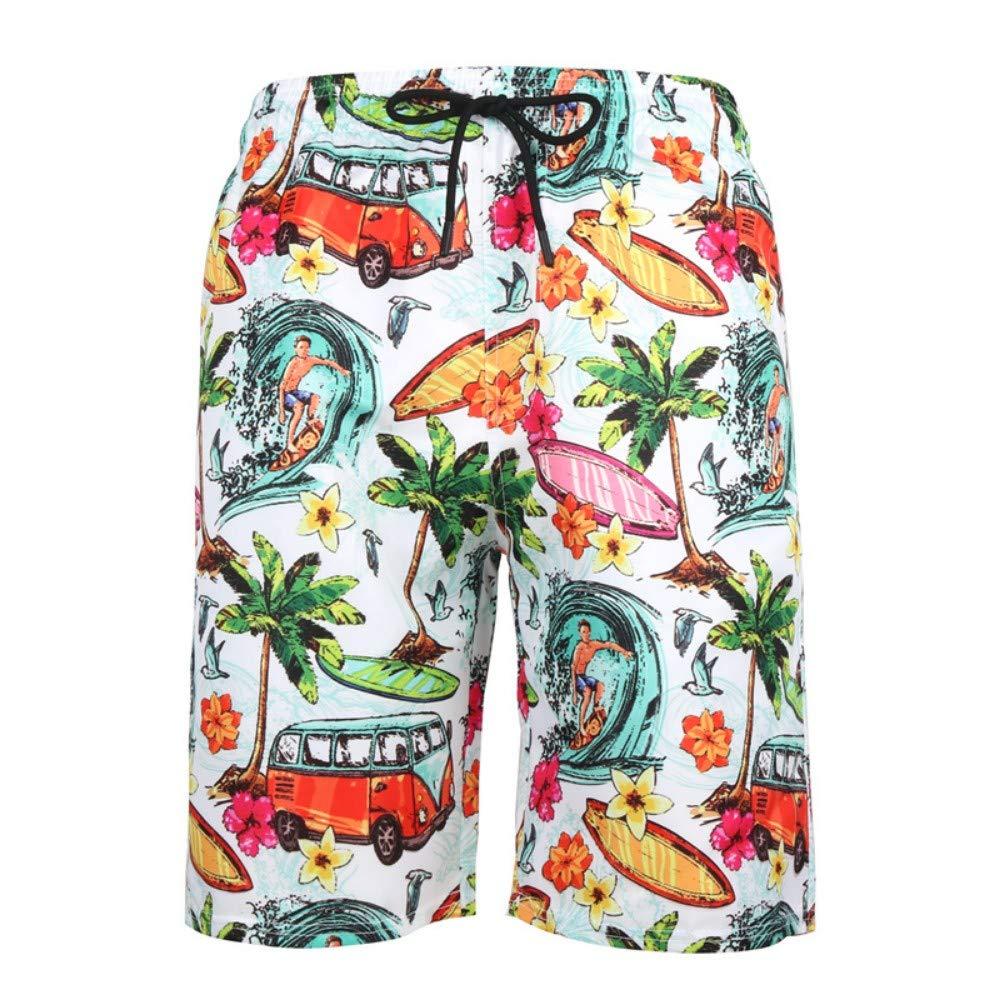 JJZZ Natación Pantalones Cortos Pantalones De Playa De Secado ...