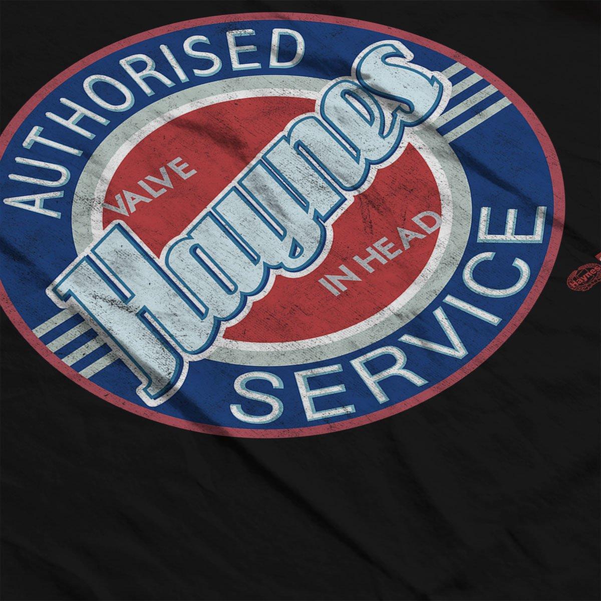 POD66 Haynes Buick Authorised Service Center Womens Vest
