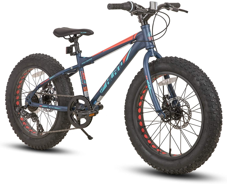 Hiland 20 Inch Kids Fat Tire Mountain Bike