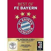Best of FC Bayern München - Gold Edition (7 DVDs)