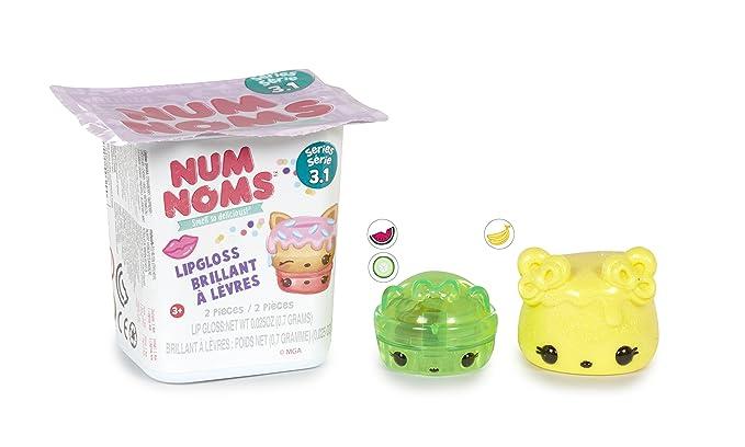 Num Noms Mystery Pack Series 3-1 Cocina y Comida Estuche de Juego - Juguetes de rol para niños (Cocina y Comida, Estuche de Juego, 3 año(s), ...