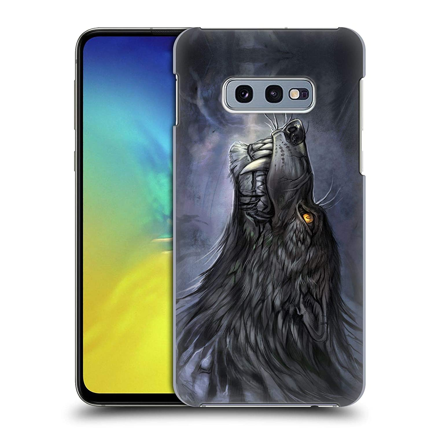 premium selection 9b073 2e9f9 Amazon.com: Official Exileden Werewolf Canine Hard Back Case for ...