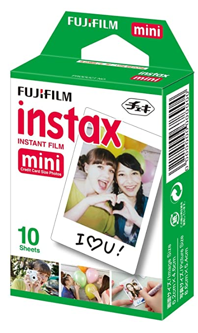 847 opinioni per Fujifilm Instax Mini Film Pellicola Istantanea per Fotocamere Instax Mini,