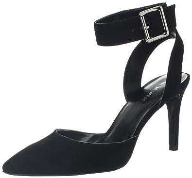 Nine West Callen, mujer Pumps LT NATU, color negro, talla 39: Amazon.es: Zapatos y complementos