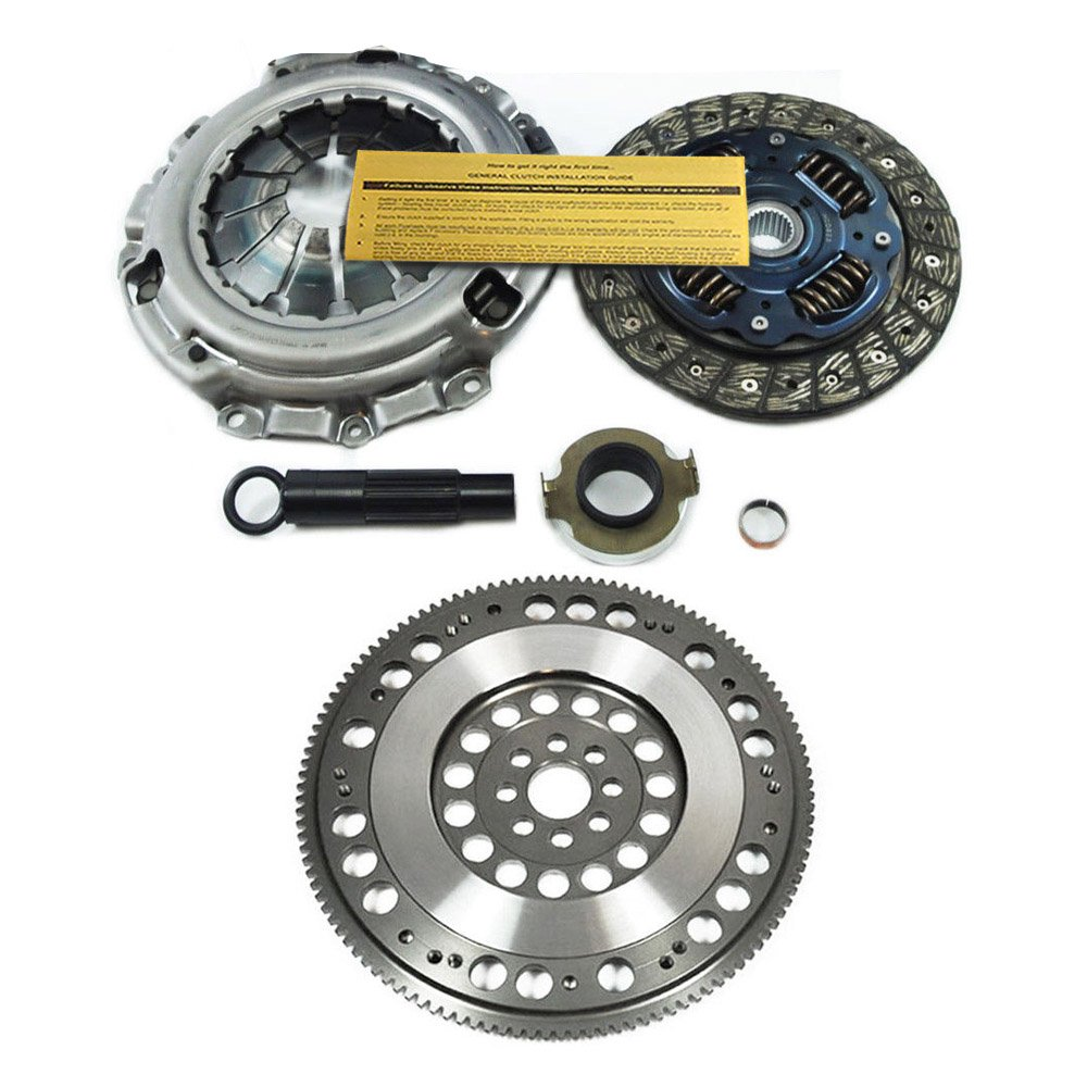 Amazon.com: EXEDY CLUTCH KIT & CHROMOLY FLYWHEEL for ACURA RSX TYPE-S CIVIC  SI K20A2 K20A3: Automotive