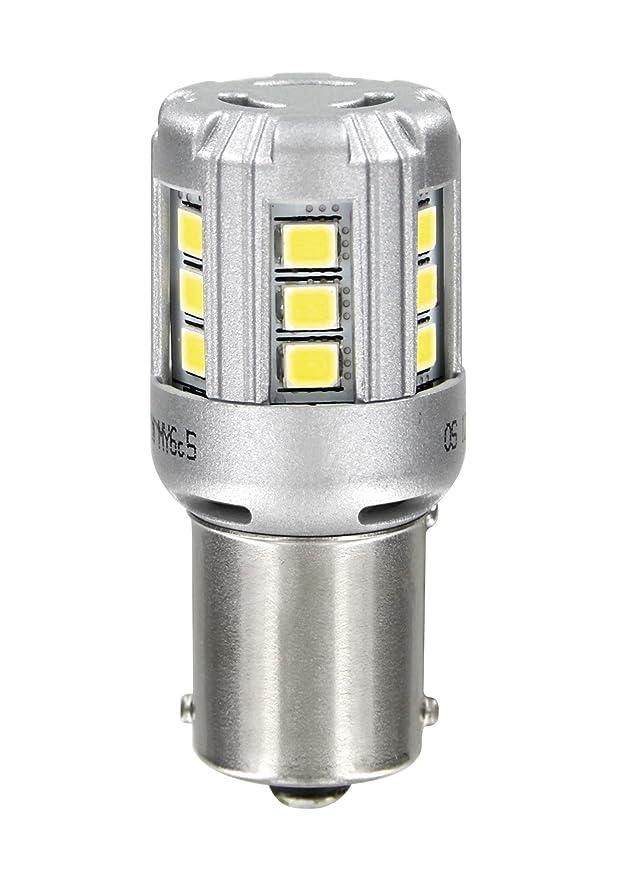 1 opinioni per Osram 7456CW 02B ledp21W 12V standard Retrofit Cool White 6000K doppio