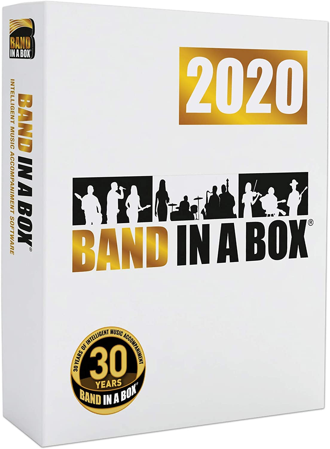 Band-in-a-Box 2020 Pro [Mac USB Flash Drive] - Create your own backing tracks