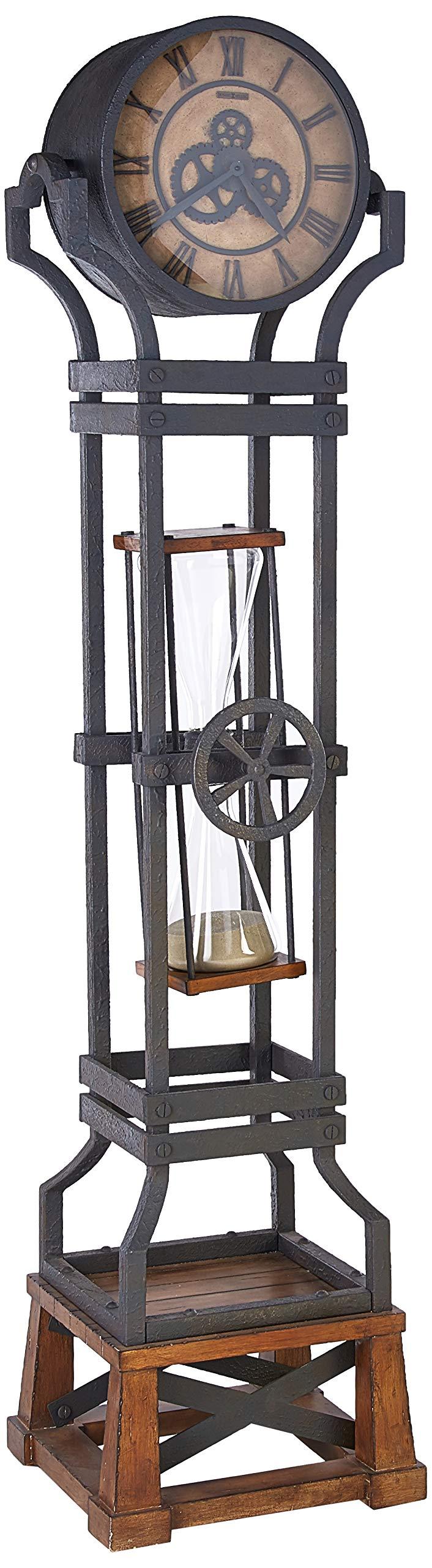 Howard Miller Hour Glass Clock by Howard Miller