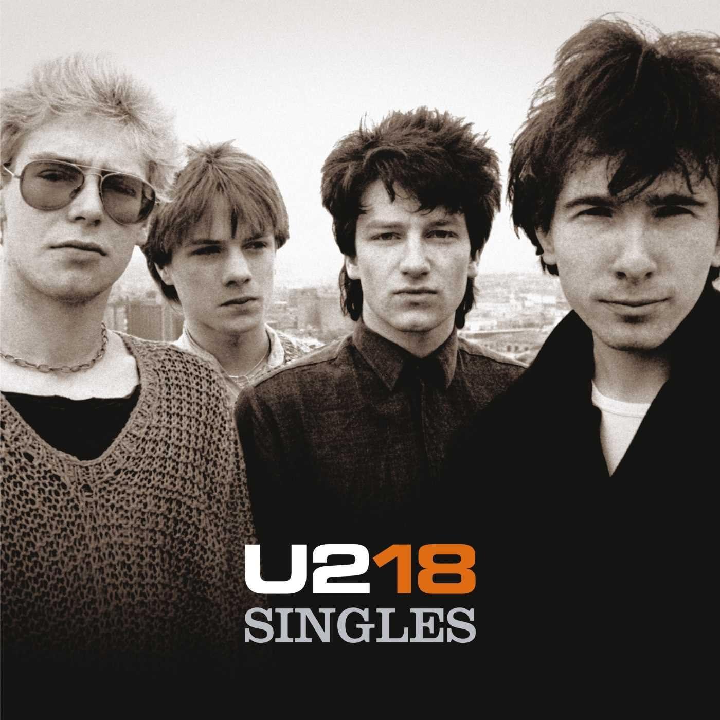 Amazon | U218 Singles | U2 | ポップス | 音楽
