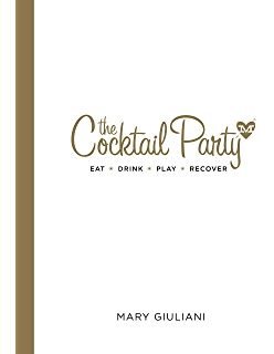 the cocktail party eat drink play recover english edition