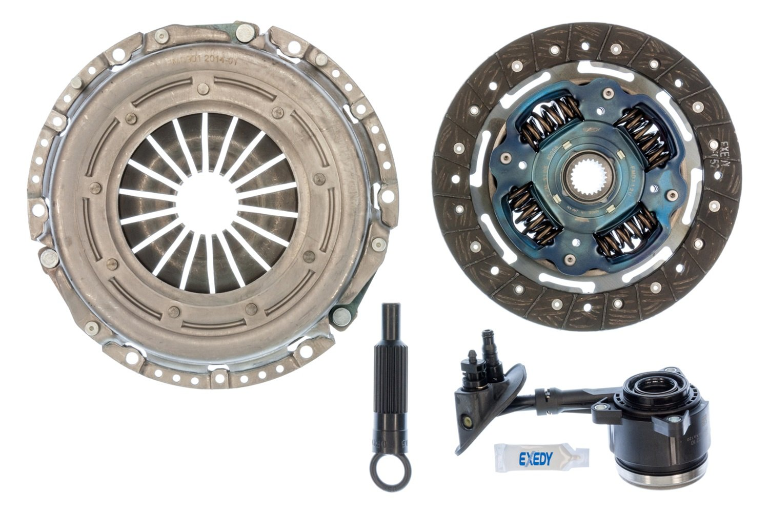 Exedy Kfm01 Oem Replacement Clutch Kit Automotive 2002 Ford Focus Timming Engine Mechanical Problem