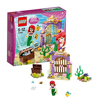 Dubblebla Lego Disney Princess 41050 Ariel's Amazing Treasures: Toys & Games