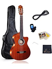 shop classical nylon string guitars. Black Bedroom Furniture Sets. Home Design Ideas