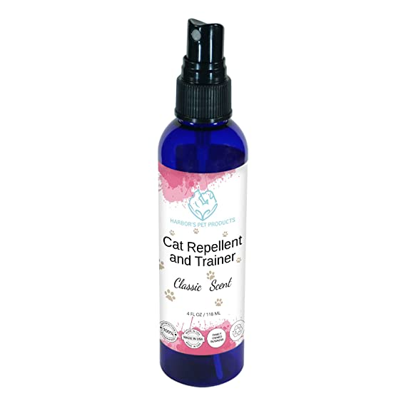 Harbor's Training Aid for Cats - 4 oz | 100% Satisfied or Return for Full Refund