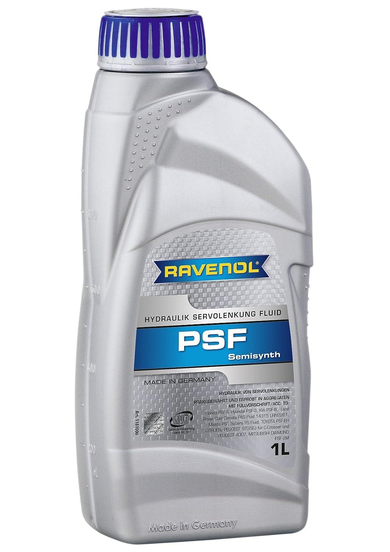 RAVENOL Hydraulik PSF Fluid Hydraulikö l (rot) 1 L rot RAVENOLZ J1B1031