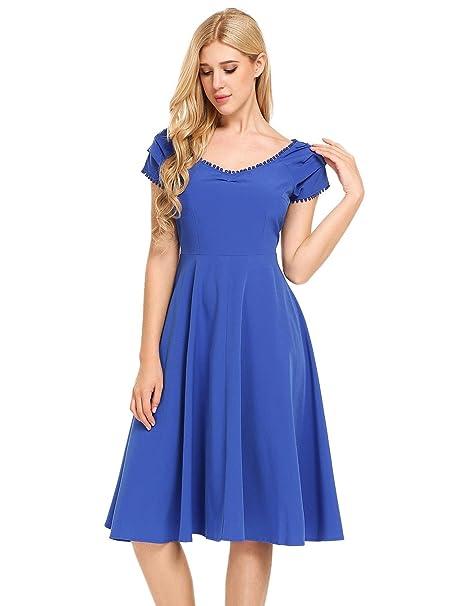 Asatr Black Going Out Dresses Evening Dresses Midi Length A Line