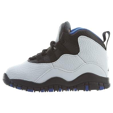 on sale dfda9 1668b Jordan Toddler Air Retro 10 Basketball Shoes