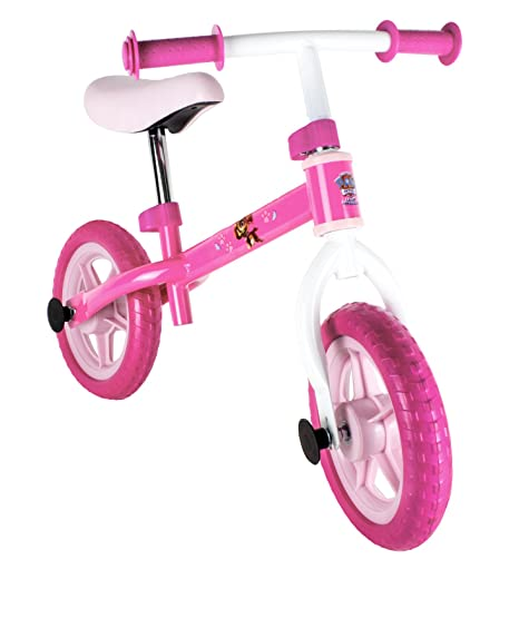 3d9f69352ff Push Scooters Paw Patrol Balance Bike Boys Girls Training First Bicycle  Children Ride 12 Inch