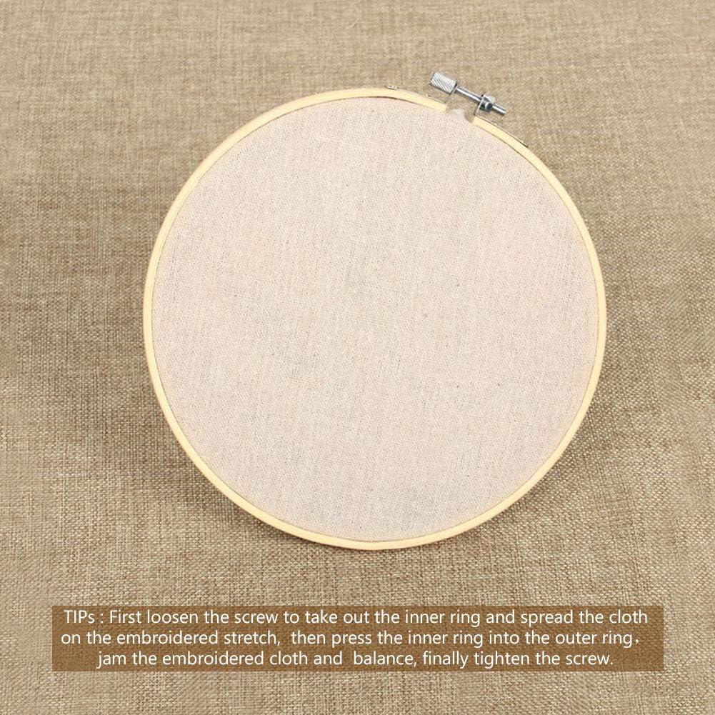 "4/"" Darice Embroidery Hoop 1 Piece 39012"