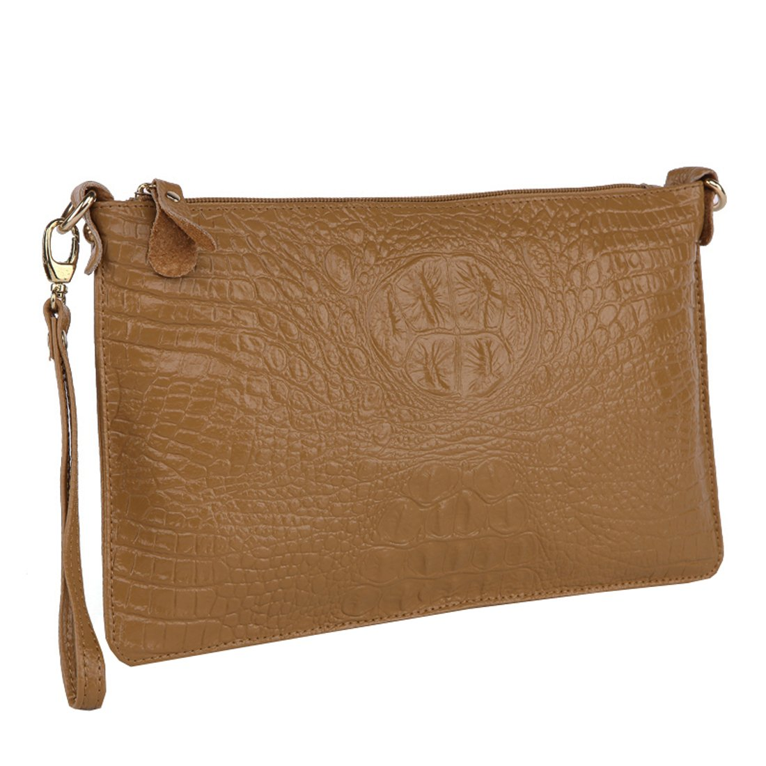HuaDa Women's Leather...