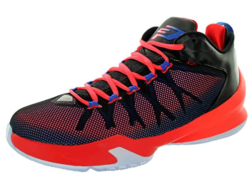 separation shoes b7c2e 8d367 Jordan CP3.VIII AE Black GM Royal-Sport Red-Pink PW Basketball Shoes (Men s  US 9.5)  Buy Online at Low Prices in India - Amazon.in