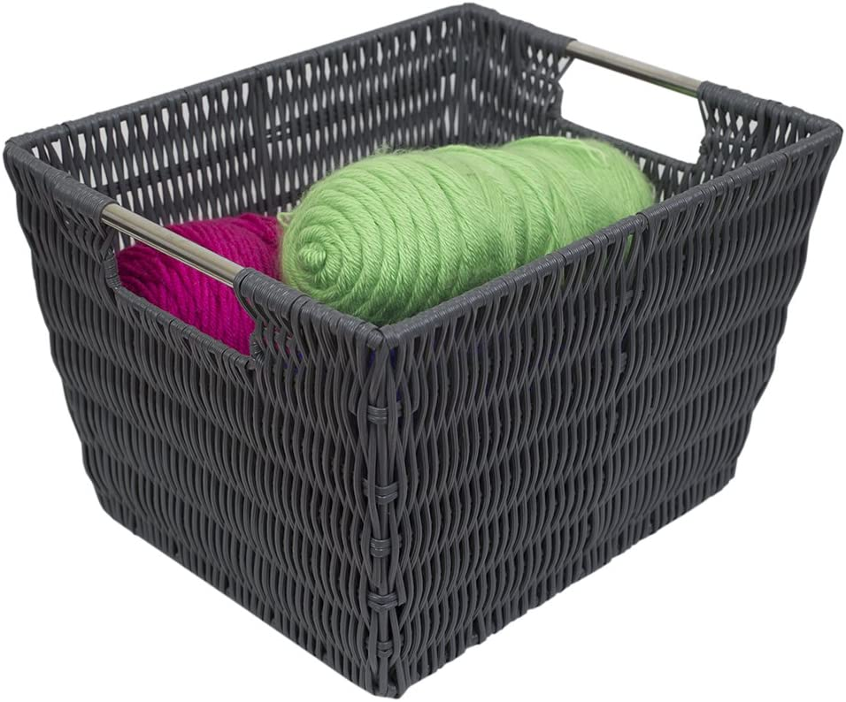 Ivory Home Basics Basket