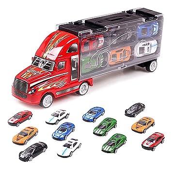 jeux de voiture camion