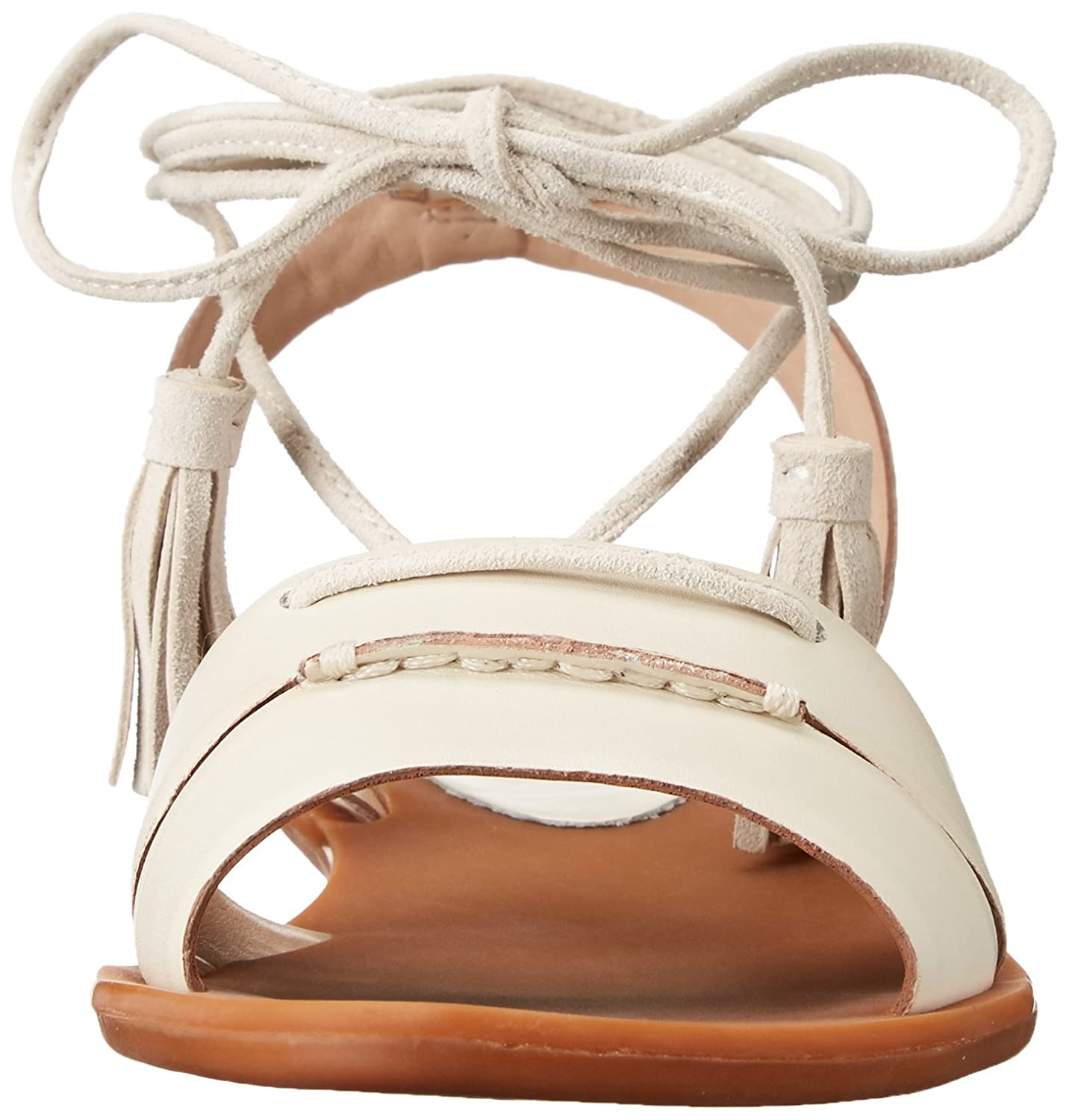 French Connection Womens Bobbie Flat Sandal