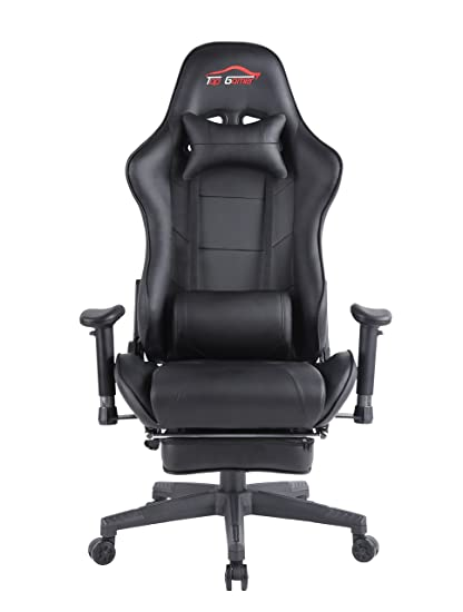 Top Gamer Gaming Chair PC Computer Game Chairs for Video Game (Black-00)  sc 1 st  Amazon.com & Amazon.com: Top Gamer Gaming Chair PC Computer Game Chairs for Video ...