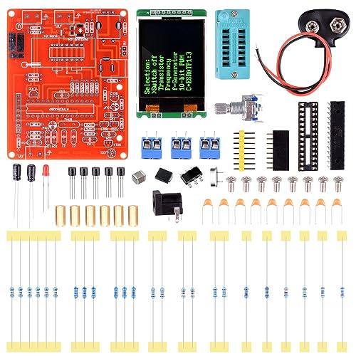 Quimat Arduino CNC Steuerung Kit mit Schrittmotor, CNC Schirm V3.0 + UNO R3 + 4 PCS A4988 Treiber + Nema 17 Schrittmotor für 3D Drucker Printer CNC, GRBL Kompatibel (QY11)