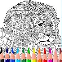 Juegos de colorear para adultos - Colorea y relájate