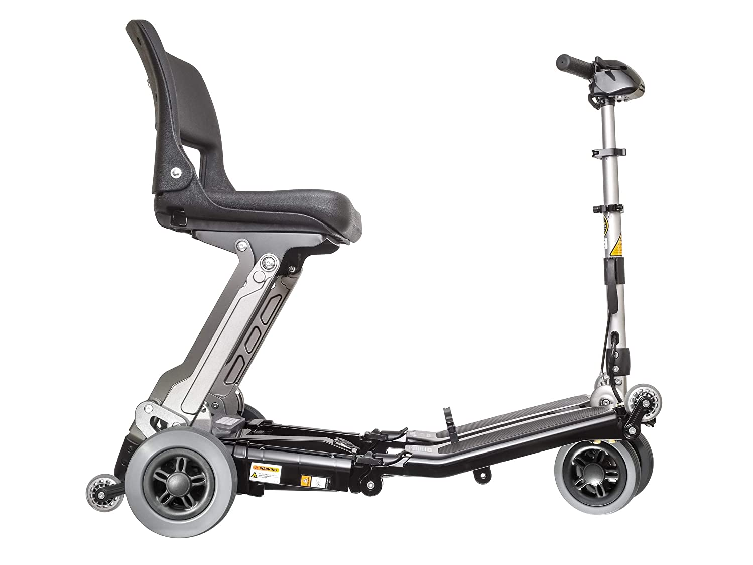 Amazon.com: Luggie Standard plegable scooter, FR168-4IT ...