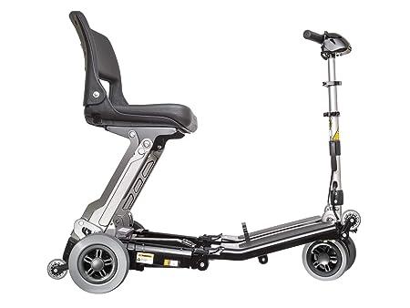 Amazon.com: Luggie Standard plegable scooter, FR168-4IT ...