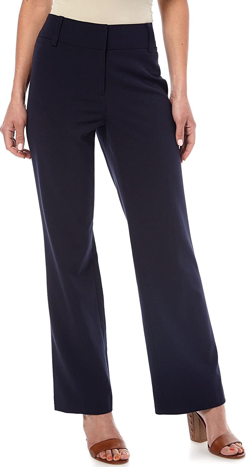 Nue Options Petite Bi-Stretch Signature Pants P000366926