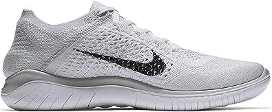 NIKE Free RN Flyknit 2018, Zapatillas de Running para Hombre: Nike ...
