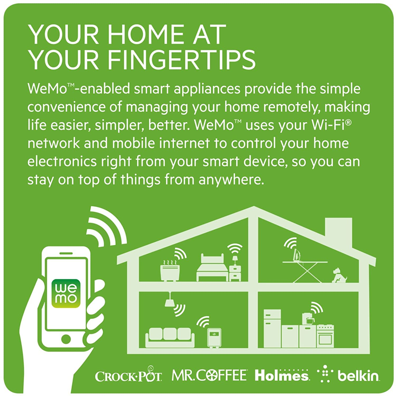 Holmes Smart Wifi Enabled Wemo X Large Heater 1500 Watts Wiring Diagram Get Free Image About Home Kitchen