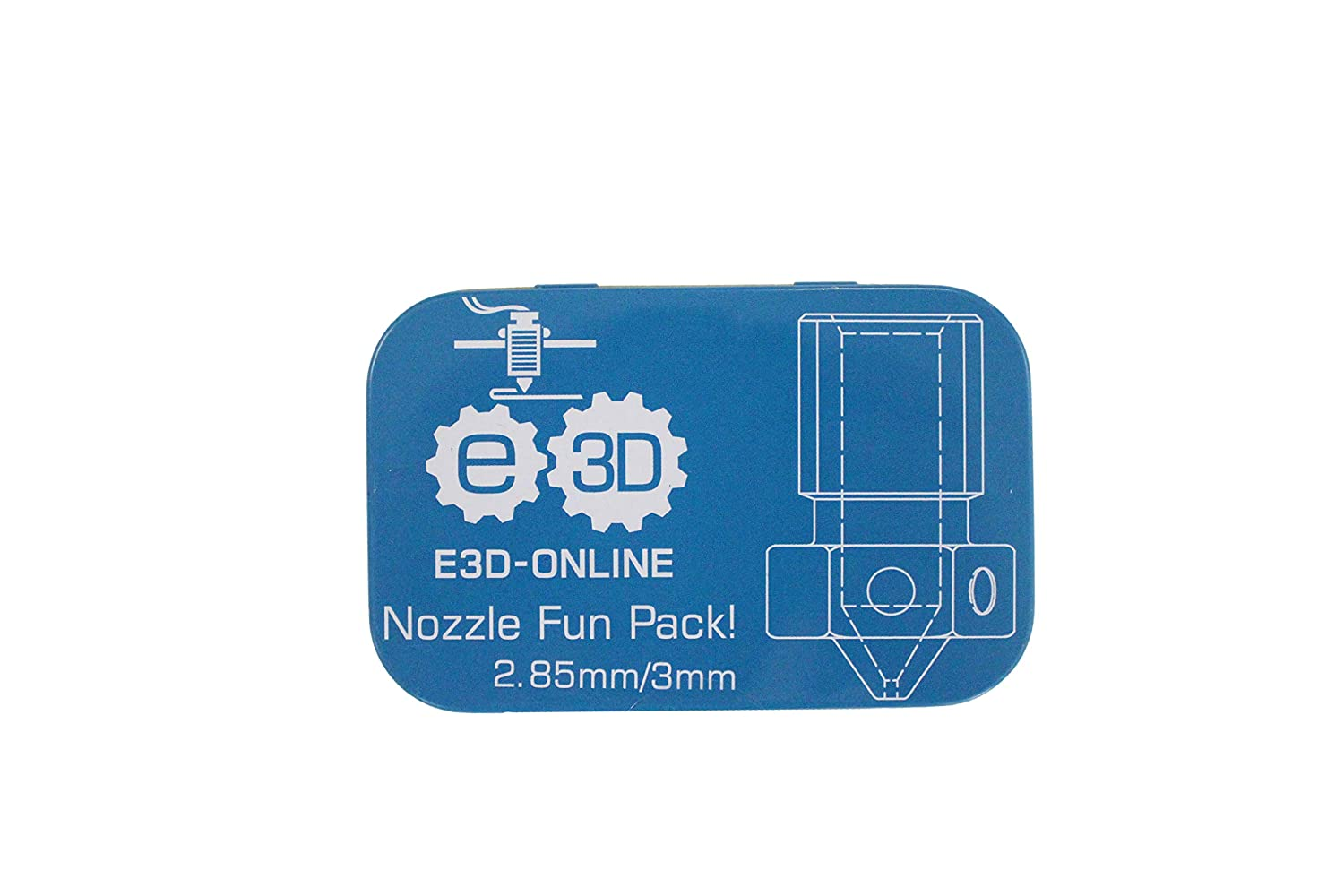 E3D V6 Dü se Fun Pack (1.75mm) 133065