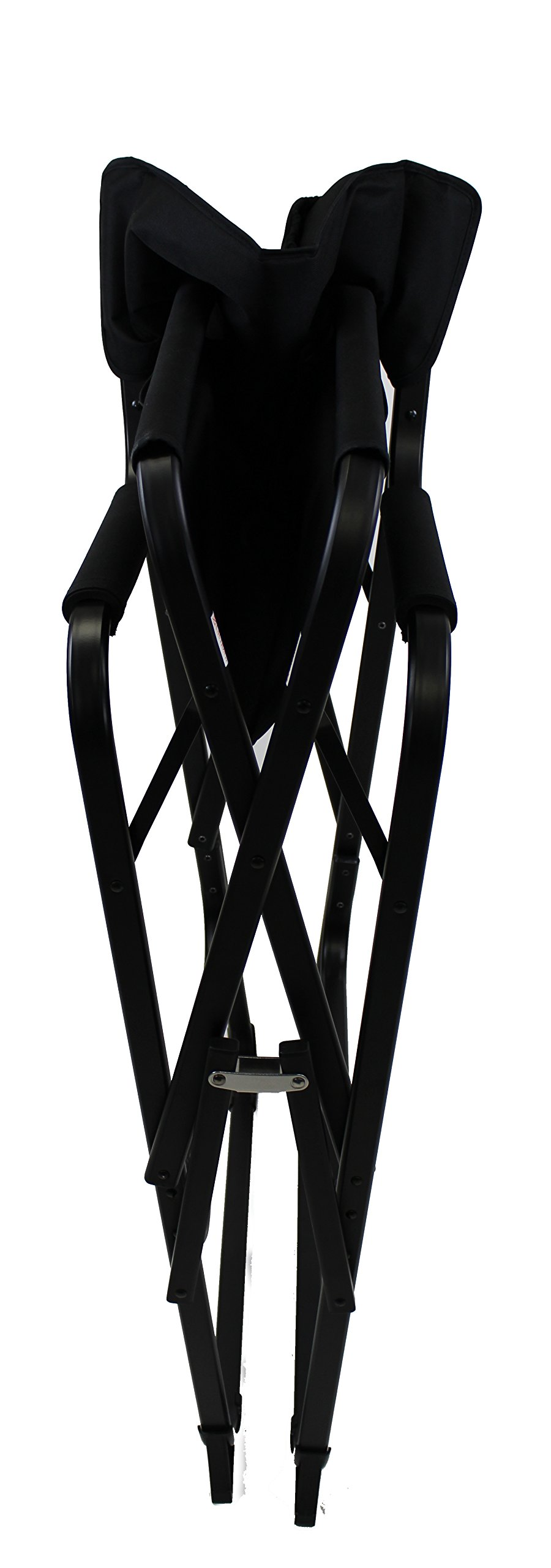 TWO PACK World Outdoor Products Lightweight PROFESSIONAL EDITION Tall Directors Chair