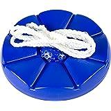 Suyi balançoire de disque pour arbre avec corde solide de fixation
