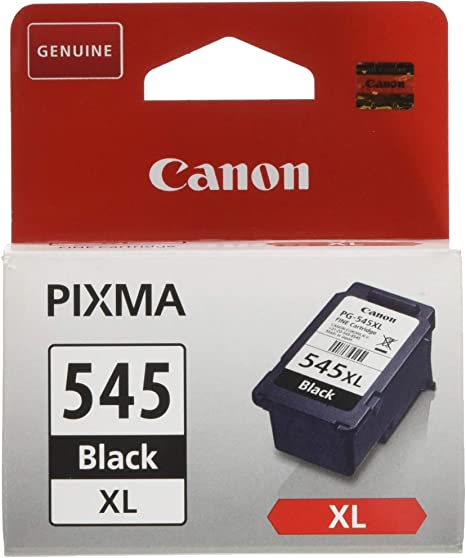 Canon PG-545XL Cartucho de tinta original Negro XL para Impresora ...