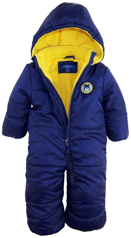 Baby Boys Expedition Puffer Winter Snowsuit Pram Bunting