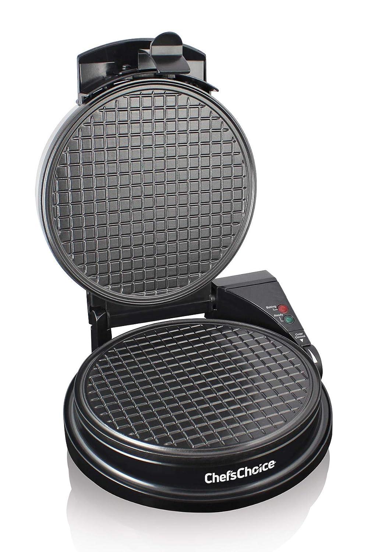 Silver Renewed Chef'sChoice 838 WaffleCone Express Nonstick Ice ...