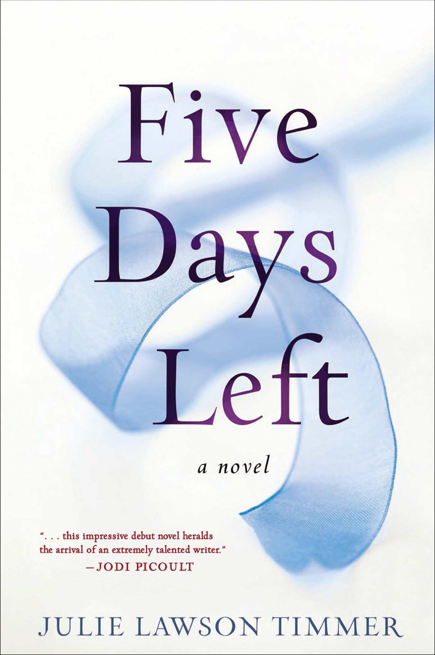 Five Days Left ebook