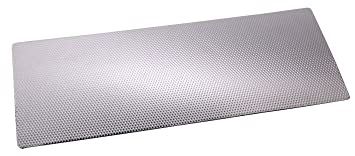 Attractive Range Kleen SM820SWR Silverwave Counter Mat 8.5 Inches By 20 Inches