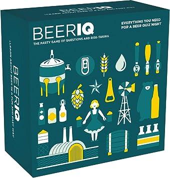 Helvetiq BeerIQ Trivia Game