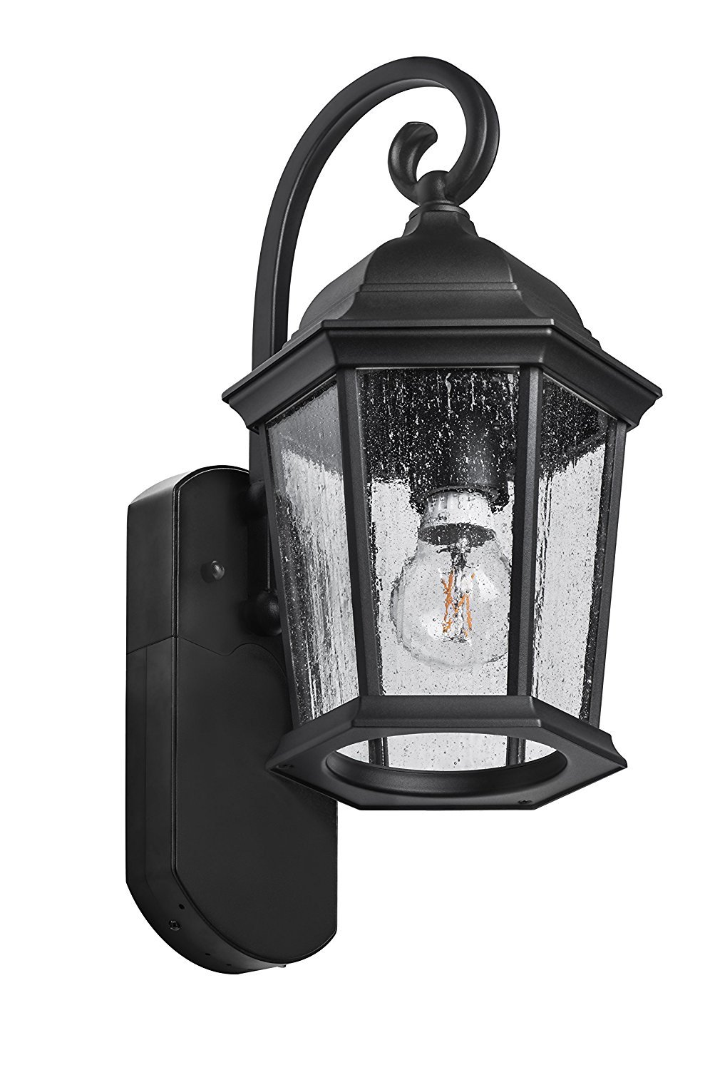 Maximus Smart Companion Light (Camera-Less) - Coach Black - Works with Amazon Alexa