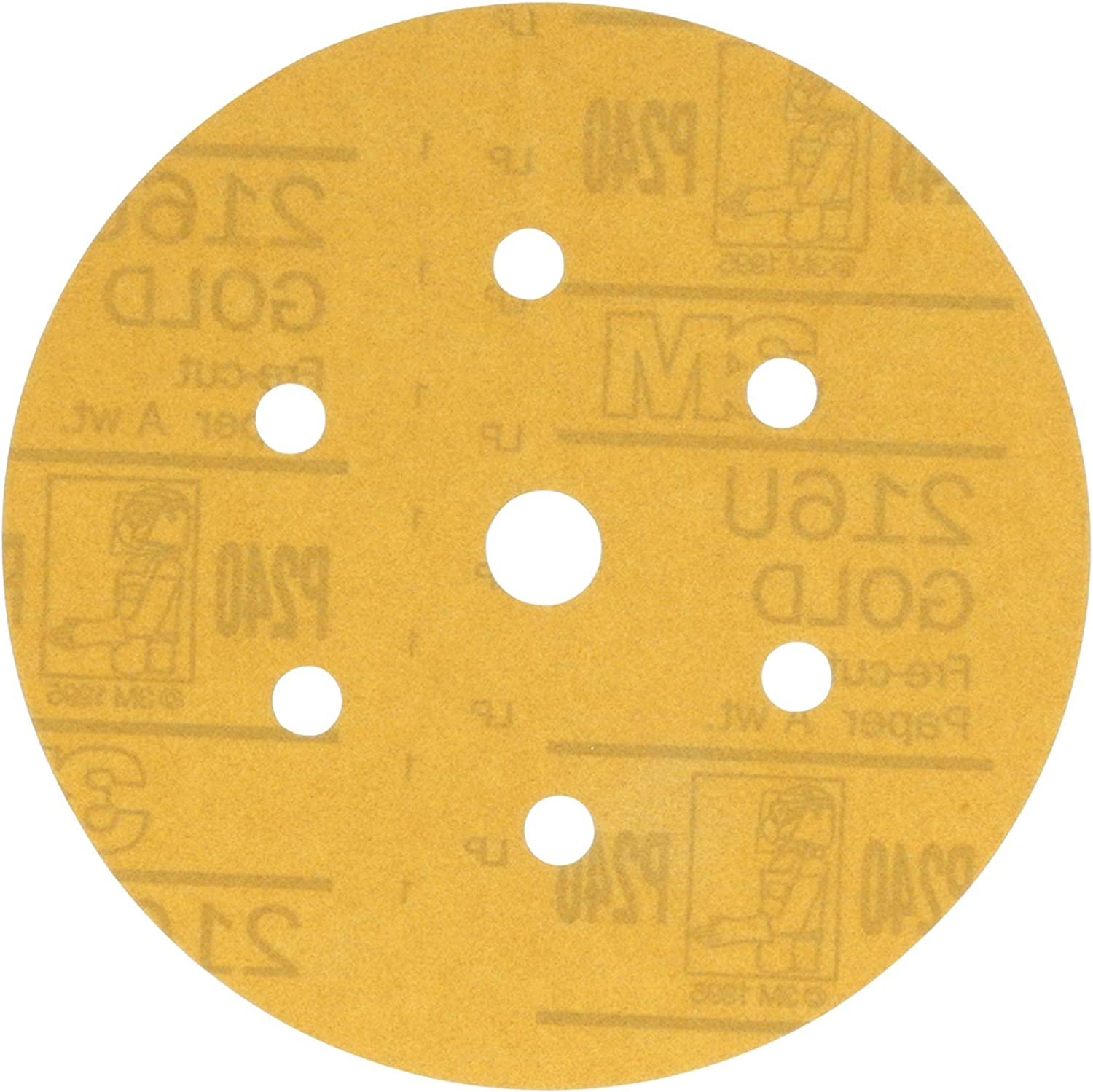 4 per case 3M 524 6 in x 1//2 in x 5//8 in Standard Abrasives S//C Unitized Wheel 852481